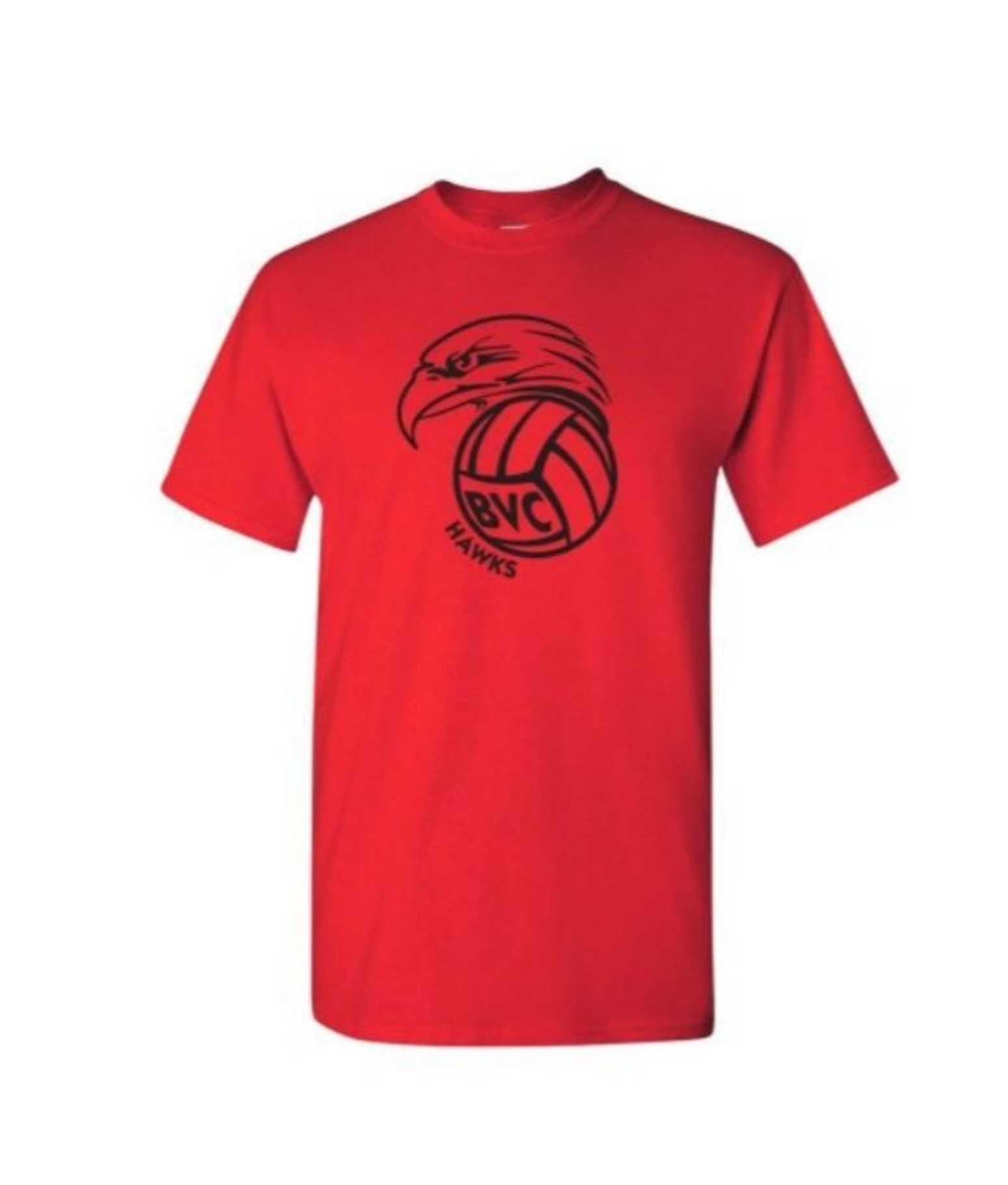 T-Shirt Bergen Volletball
