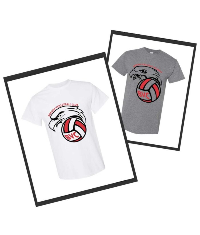 T-Shirt Bergen Volleyball