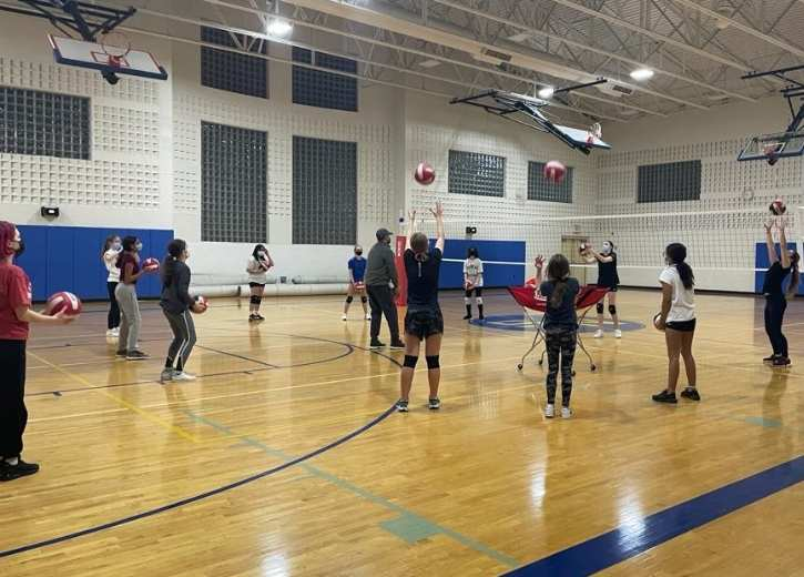 Volleyball Classes at BVC Bergen County, NJ