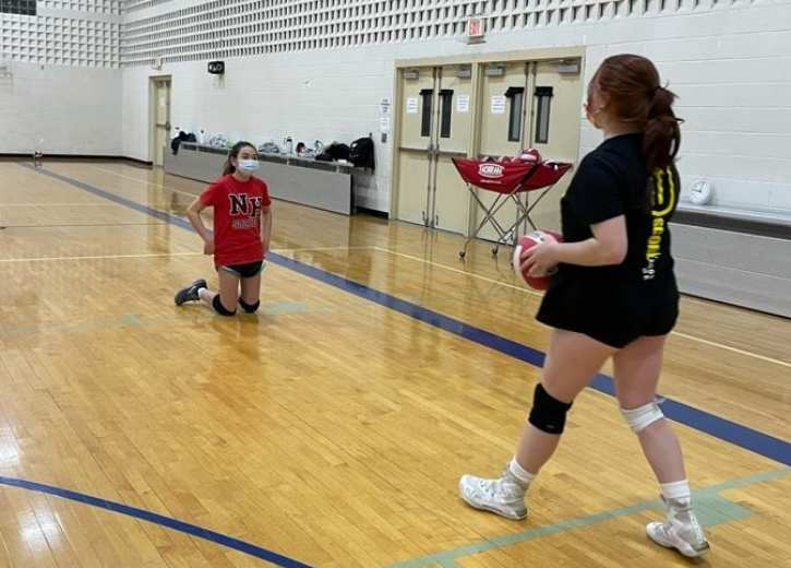Volleyball Classes at Bergen County - BVC