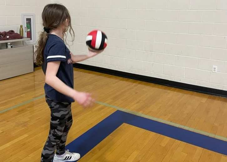 Volleyball Classes at Bergen Volleyball Academy