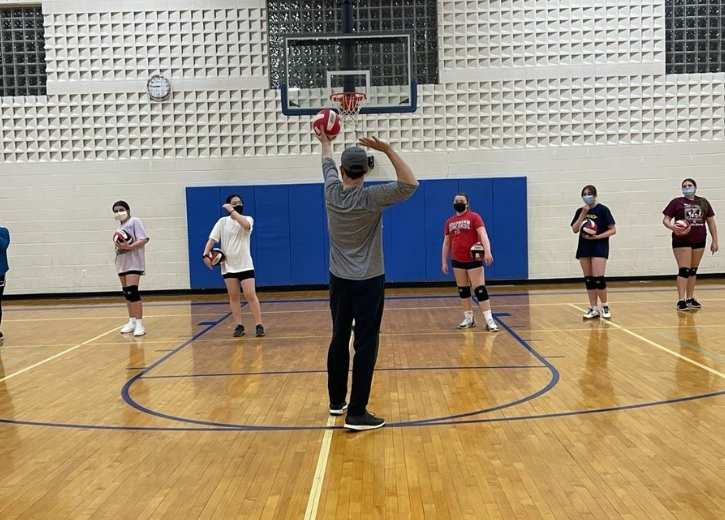 Volleyball Classes at Bergen Volleyball Academy, Bergen County