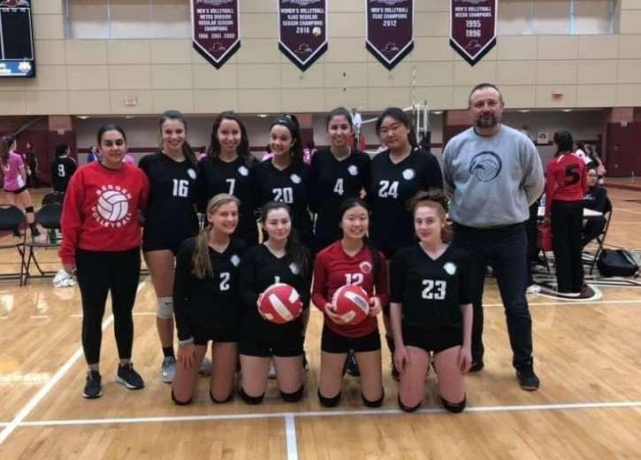 Volleyball Club Teams at Bergen Volleyball Club & Academy