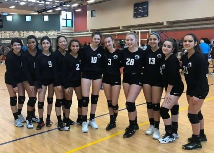 Volleyball Club Teams at Bergen Volleyball Club