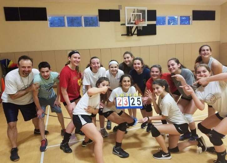 Volleyball Summer Camp at BVC Bergen County