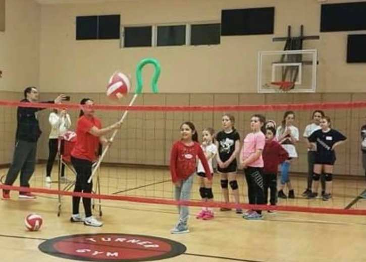 Volleyball Summer Camps at Bergen Volleyball Club-Bergen County