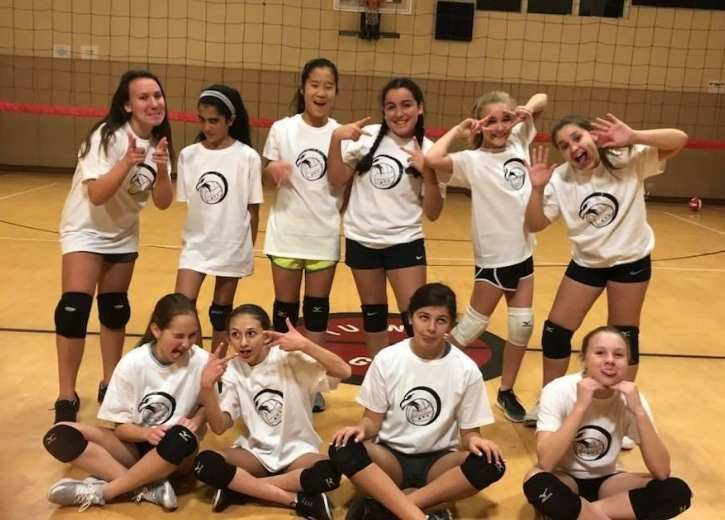 Volleyball Summer Camps at Bergen Volleyball Club