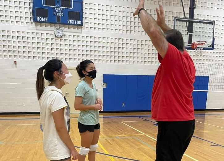 Bergen Volleyball Club Private Lessons